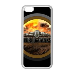 World Of Tanks Wot Apple Iphone 5c Seamless Case (white)