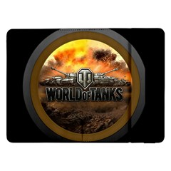 World Of Tanks Wot Samsung Galaxy Tab Pro 12 2  Flip Case