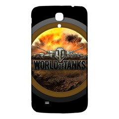 World Of Tanks Wot Samsung Galaxy Mega I9200 Hardshell Back Case