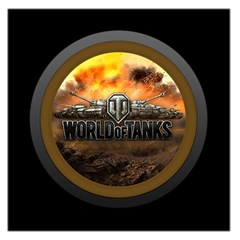 World Of Tanks Wot Large Satin Scarf (square)