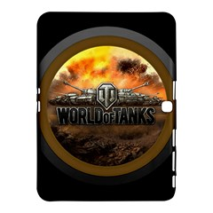 World Of Tanks Wot Samsung Galaxy Tab 4 (10 1 ) Hardshell Case