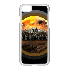 World Of Tanks Wot Apple Iphone 7 Seamless Case (white)