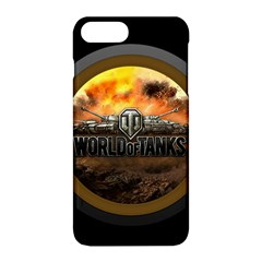 World Of Tanks Wot Apple Iphone 8 Plus Hardshell Case