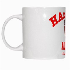 Harvard Alumni Just Kidding White Mugs