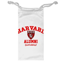 Harvard Alumni Just Kidding Jewelry Bag