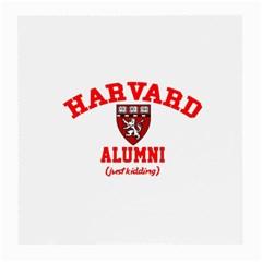Harvard Alumni Just Kidding Medium Glasses Cloth (2 Side)