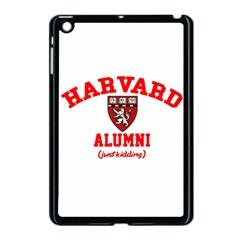 Harvard Alumni Just Kidding Apple Ipad Mini Case (black)