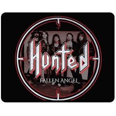 Fallen Angel Hunted Fleece Blanket (medium)