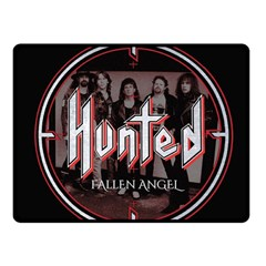 Fallen Angel Hunted Fleece Blanket (small)