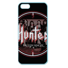 Fallen Angel Hunted Apple Seamless Iphone 5 Case (color)