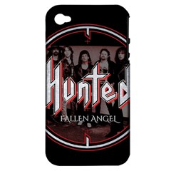 Fallen Angel Hunted Apple Iphone 4/4s Hardshell Case (pc+silicone)