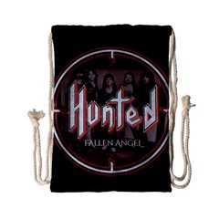 Fallen Angel Hunted Drawstring Bag (small)