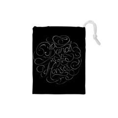 Band Of Horses Drawstring Pouches (small)