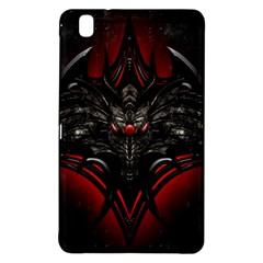 Black Dragon Grunge Samsung Galaxy Tab Pro 8 4 Hardshell Case