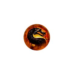 Dragon And Fire 1  Mini Magnets
