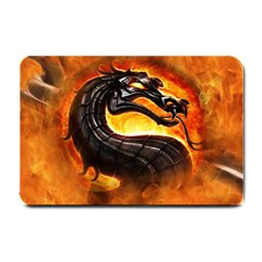 Dragon And Fire Small Doormat
