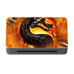 Dragon And Fire Memory Card Reader With Cf