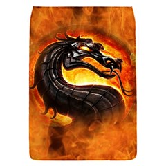 Dragon And Fire Flap Covers (s)