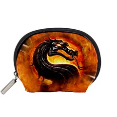 Dragon And Fire Accessory Pouches (small)