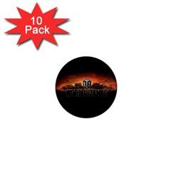 World Of Tanks 1  Mini Magnet (10 Pack)