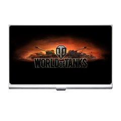 World Of Tanks Business Card Holders