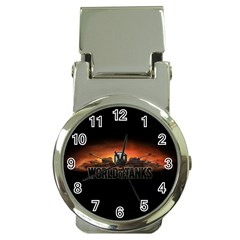 World Of Tanks Money Clip Watches