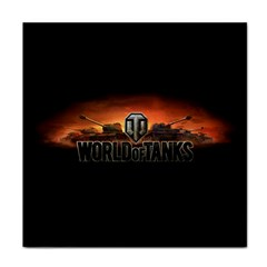 World Of Tanks Face Towel