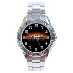 World Of Tanks Stainless Steel Analogue Watch