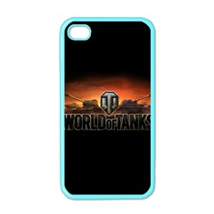 World Of Tanks Apple Iphone 4 Case (color)