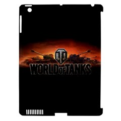 World Of Tanks Apple Ipad 3/4 Hardshell Case (compatible With Smart Cover)