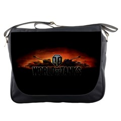 World Of Tanks Messenger Bags