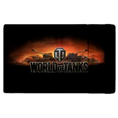 World Of Tanks Apple Ipad 2 Flip Case