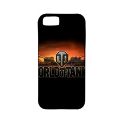 World Of Tanks Apple Iphone 5 Classic Hardshell Case (pc+silicone)