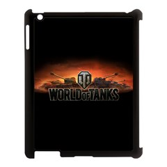 World Of Tanks Apple Ipad 3/4 Case (black)