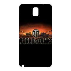 World Of Tanks Samsung Galaxy Note 3 N9005 Hardshell Back Case