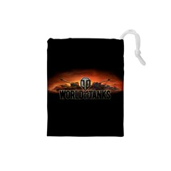 World Of Tanks Drawstring Pouches (small)
