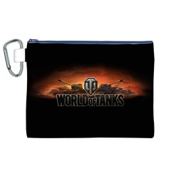 World Of Tanks Canvas Cosmetic Bag (xl)