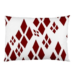 Harley Quinn Logo Pillow Case