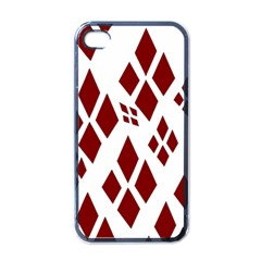 Harley Quinn Logo Apple Iphone 4 Case (black)