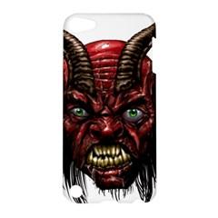 Krampus Devil Face Apple Ipod Touch 5 Hardshell Case