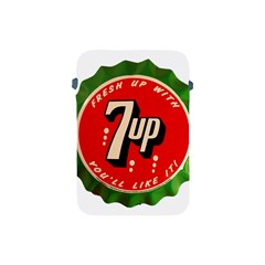 Fresh Up With  7 Up Bottle Cap Tin Metal Apple Ipad Mini Protective Soft Cases