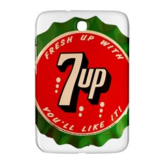 Fresh Up With  7 Up Bottle Cap Tin Metal Samsung Galaxy Note 8 0 N5100 Hardshell Case
