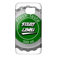 Fresh Taste Fizzy Lime Bottle Cap Galaxy S6