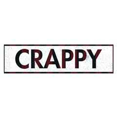 Reality Is Just A Crappy  Boring Game Satin Scarf (oblong)