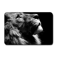 Male Lion Face Small Doormat