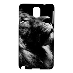 Male Lion Face Samsung Galaxy Note 3 N9005 Hardshell Case
