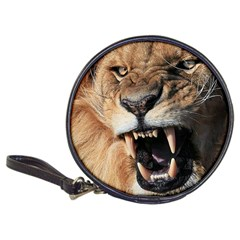 Male Lion Angry Classic 20 Cd Wallets
