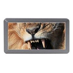 Male Lion Angry Memory Card Reader (mini)
