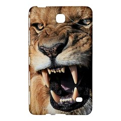 Male Lion Angry Samsung Galaxy Tab 4 (8 ) Hardshell Case