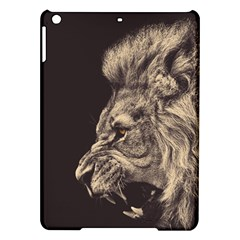 Angry Male Lion Ipad Air Hardshell Cases